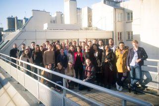 Drivy team in Paris